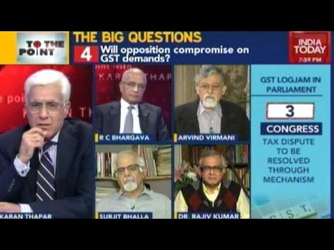 To The Point: Will Govt Agree To Accommodate Cong Demand