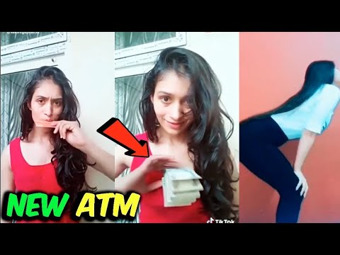 ATM GIRL New Musically Tik Tok Video