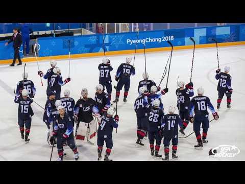 2018 Winter Olympics: U.S. Men Suffer Shootout Loss To CZE In Quarterfinals