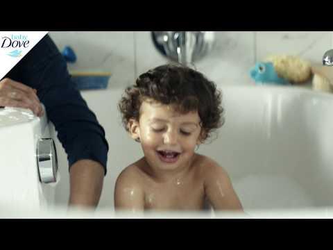 Baby Dove | Tip to Toe Wash | No irrita los ojos | Adecuado para recién nacidos