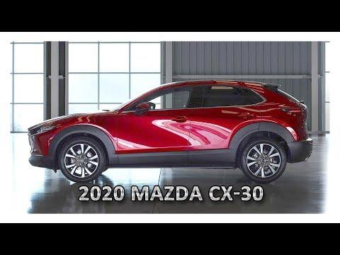 2020 Mazda CX-30 - Dream Cars