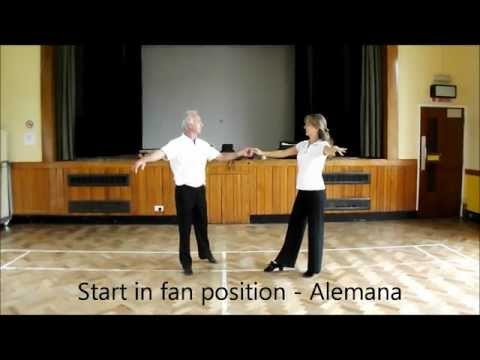 Misty Grey Rumba Sequence Dance Walkthrough