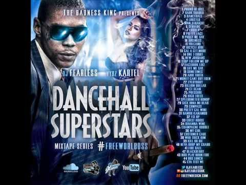 Vybz Kartel - Mix (Dancehall Superstars Mixtape Series)