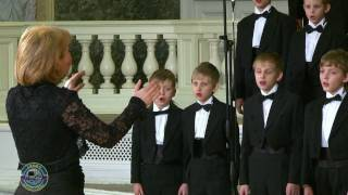 Lacrimosa from Requiem Mozart Piano - Moscow Boys