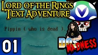 [Vinesauce] Joel - Lord Of The Rings Text Adventure ( Part 1 )