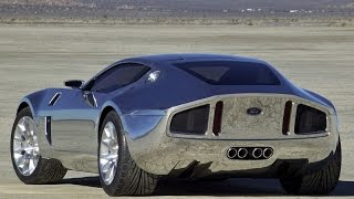 Top 10 Cars - 9 Concept cars you've never seen
