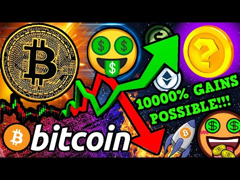 BITCOIN READY to EXPLODE!!!? TOP SECRET LOW CAP ALTCOIN 10000% GAINS POSSIBLE!!