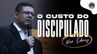 Culto Ao Vivo - Rev. Edney Santos | 27/06 às 17h