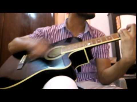 Kabhi jo Badal Barse from Jackpot Guitar Chords and Tabs by Rahul Raj
