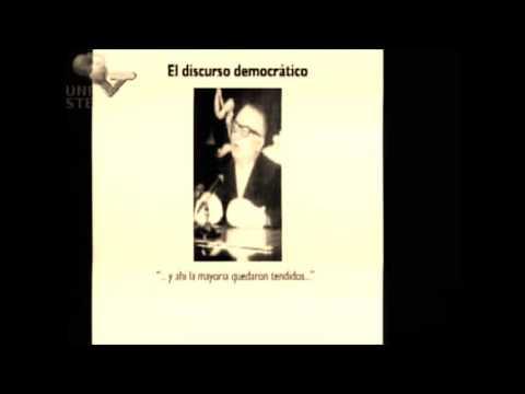 DISCURSO DE RÓMULO BETANCOURT, EL PADRE DE LA DEMOCRACIA EN VENEZUELA