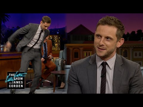 Jamie Bell Shows Off His 'Billy Elliot' Tap Skills