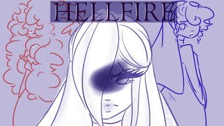 Hellfire But With Nuns  Animatic ((ANNAPANTSU COVER))