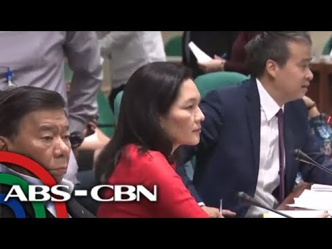 WATCH: Senate panel investigates illegal foreign workers deployed in PH | 26 November 2018