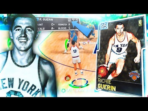 OMG DIAMOND RICHIE GUERIN DROPS 104 POINTS!! YOU NEED THIS CARD RIGHT NOW! NBA 2K19 MYTEAM GAMEPLAY