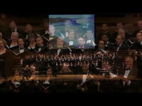 """A Place To Stand, A Place To Grow (Ontari-ari-ari-o!)"" Sung By The Toronto Mendelssohn Choir"