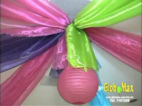 Decoracion con telas youtube for Decoracion con telas