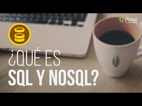 �Que es SQL y NoSQL? | Curso profesional de bases de datos