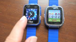 Vtech Kidizoom Smartwatch Dx2 Blue   Review