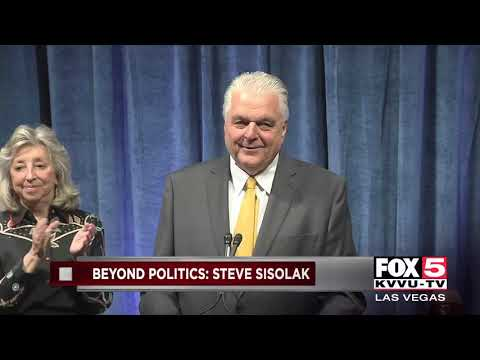 Get to know gubernatorial candidate Steve Sisolak