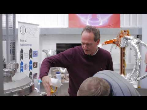 Glow discharge cleaning for fusion energy