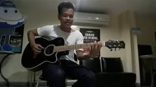 IKAW ANG DAHILAN(guitar cover)