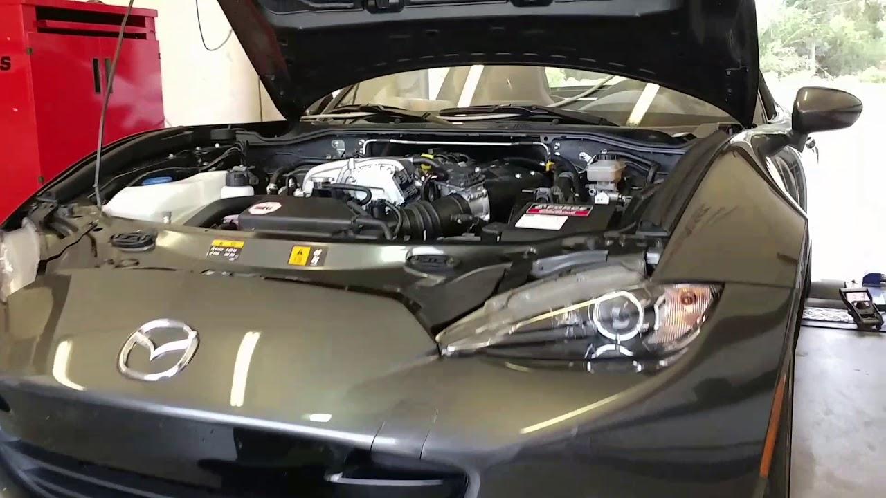 Edelbrock E-Force Supercharger Tuner Kit for MX5-ND 2016-2018