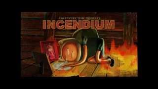 Hora de aventura - Incendio Finn cancion