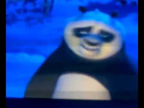 Fat Colured Kung Fu Panda Youtube