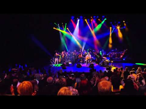 Magnifico & The Serbian Army Orchestra - Ubiću te - (live)