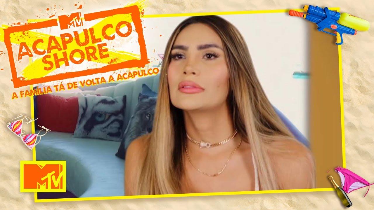 Jaylin fala sobre sua transição   MTV Acapulco Shore T8