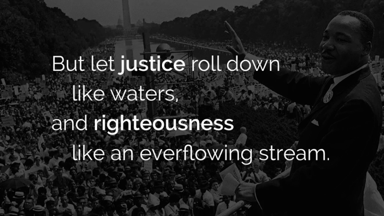 Image result for let justice roll down