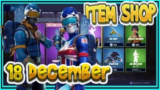 | FORTNITE UK | ITEM SHOP 18 December Mogul Master Alpine Ski SKINS-Playr NINE – ENGLISH