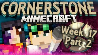 Minecraft: Cornerstone - POETRY CORNER (Week17 Part 2)