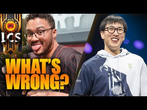 League of Legends NA LCS Week 2 Breakdown - Liquid Dominate, 100Thieves Struggle, CLG Comeback thumbnail