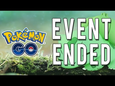 EVENT ENDED! Pokemon GO Bloom Event Is Over! Event Extended Due to Soft Bans!