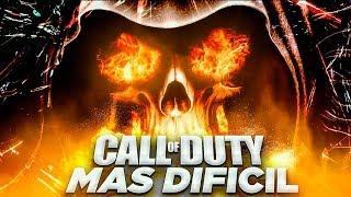 EL CALL OF DUTY MAS DIFICIL