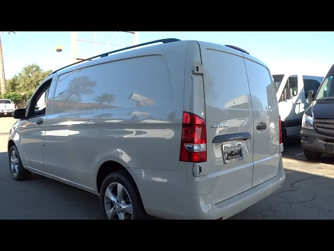 2016 mercedes benz metris cargo van pleasanton walnut for Mercedes benz of pleasanton
