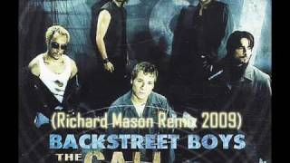 Backstreet Boys - The Call (Richard Mason Remix 2009)