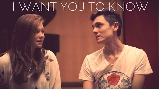 I Want You To Know - Zedd ft. Selena Gomez (Cover) Robert Paul Hegenbarth & Kim Leitinger