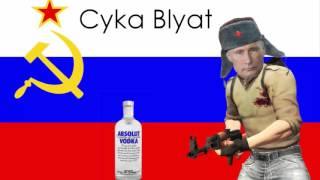 CSGO RUSSIAN VERSION OF ADELLE HELLO