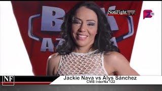 Jackie Nava vs. Alys Sánchez y Jesus Rojas vs. Joseph Diaz
