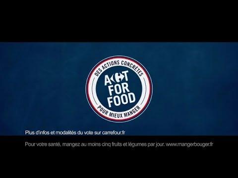 Pub Carrefour Programme Act For Food Pub Carrefour Septembre 2018