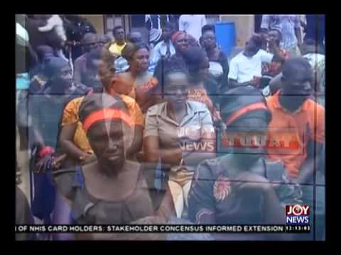 Chieftaincy Dispute - Joy News Today (4-8-16)