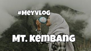 Gambar cover Vlog keseruan di puncak Gunung Kembang Via Mblembem