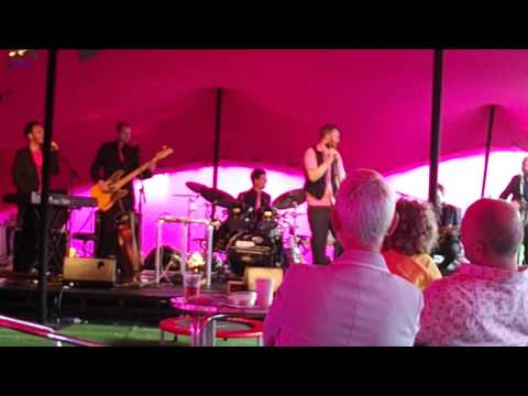 The Horne Section @ BBC Tent