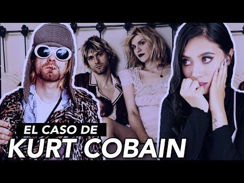 TODO sobre el MISTERIOSO caso de KURT COBAIN | Paulettee