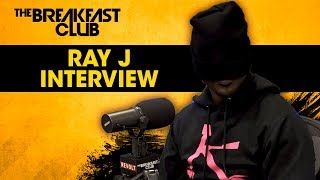 Ray J Talks Fatherhood, Branding & Hat Magic