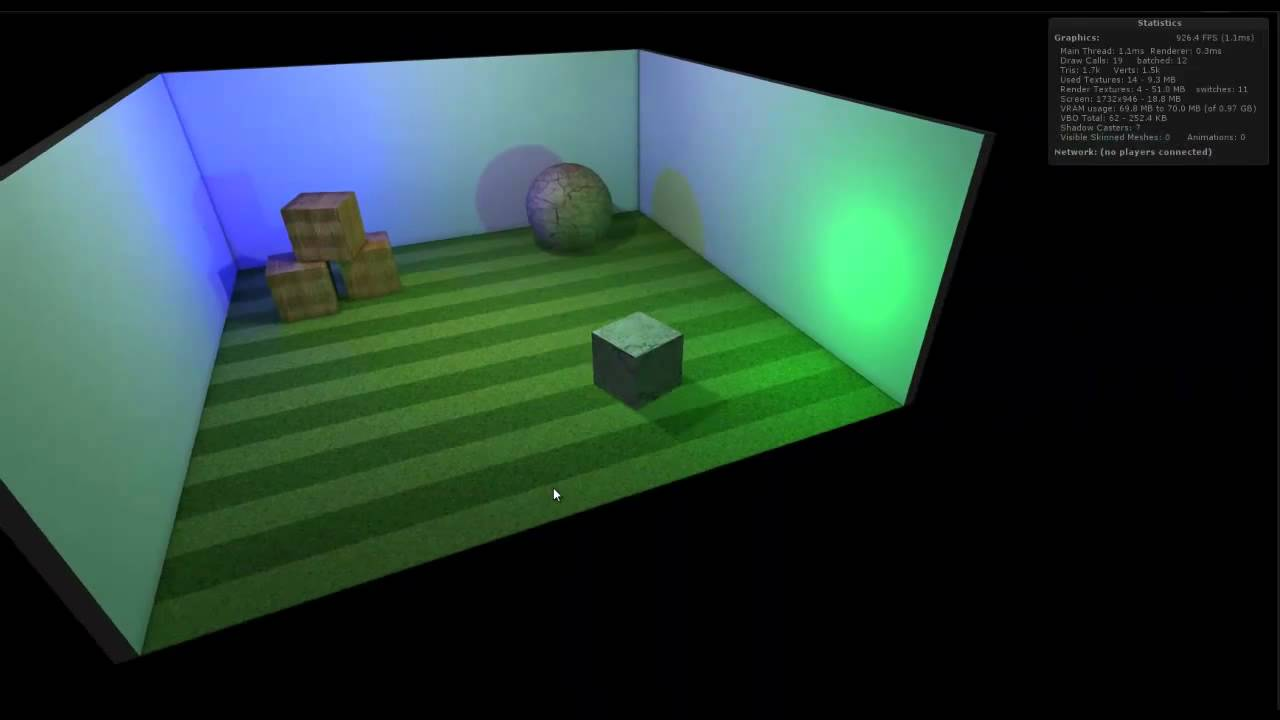 Light Mapping & Light Probes