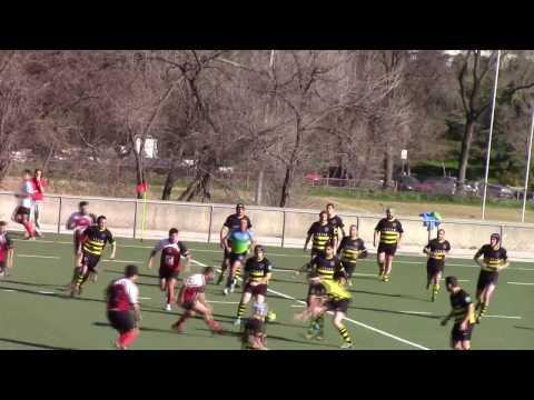 CCVK Vallecas R.U. vs Torrelodones Rugby Club (26-02-2017)