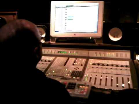 David Bianco mixing Punk Is Dead